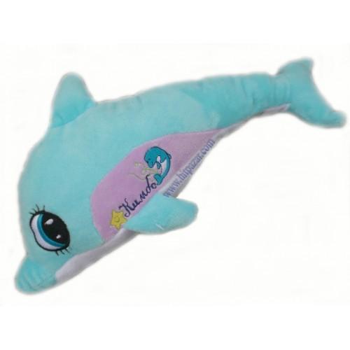 Плюшен делфин издаващ звук с име