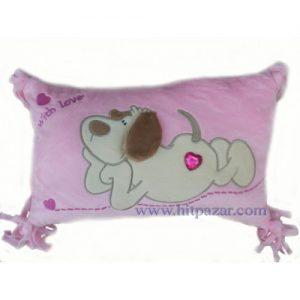 Детска плюшена възглавница с Куче
