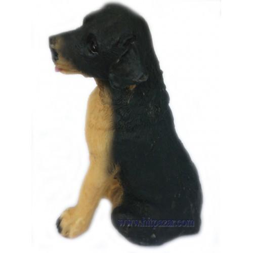 Керамично куче Ротвайлер
