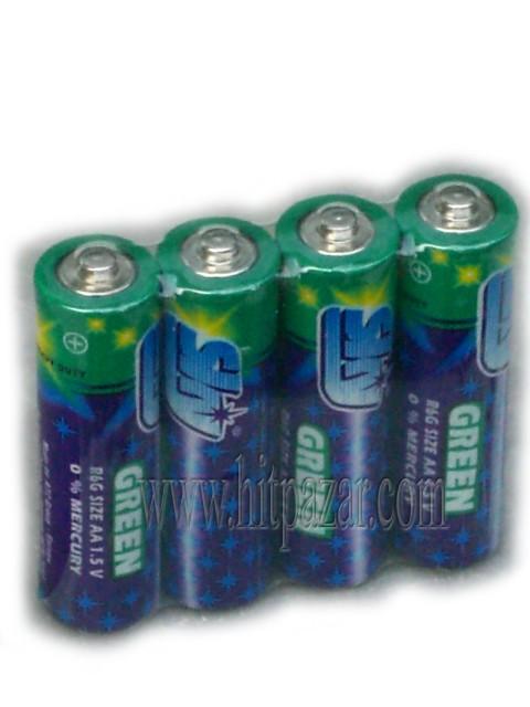 Батерии Грийн Sky Green R6