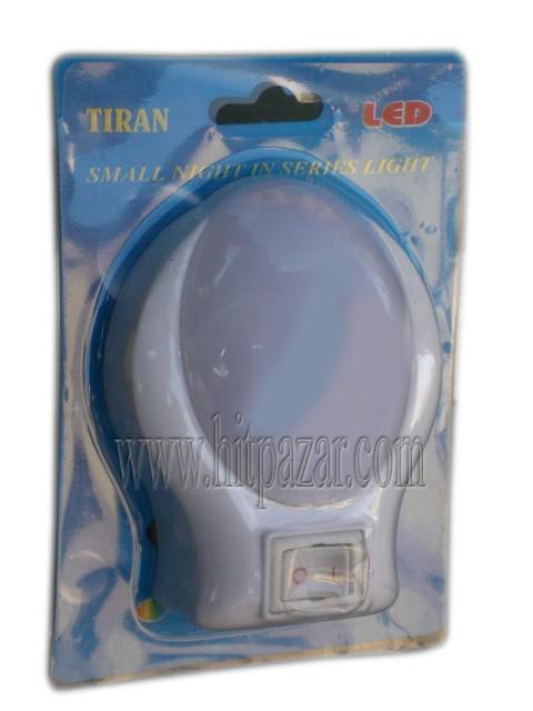 LED нощна лампа