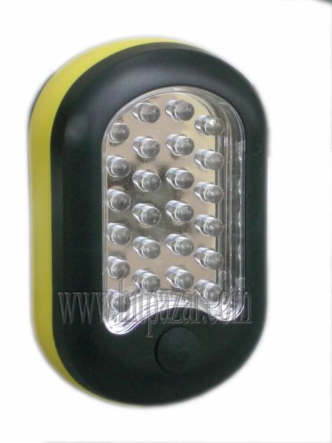 LED фенер с магнит