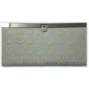 Дамско портмоне с букви
