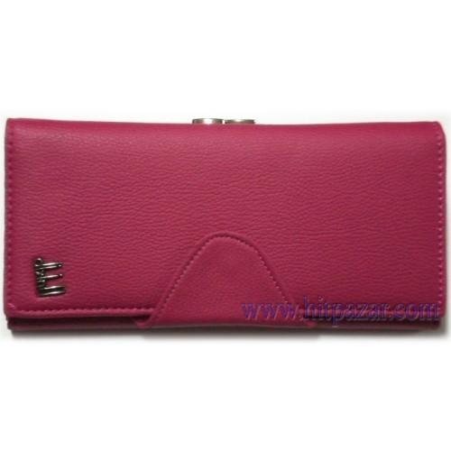 Луксозно дамско портмоне с капак.