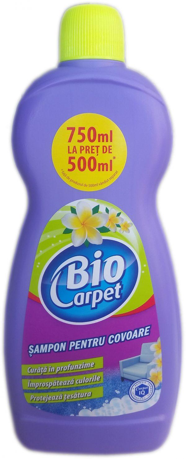 Концентрат за почистване на килими Биокарпет Biocarpet