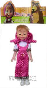 Кукла Маша малка