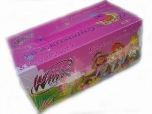 Комплект за рисуване Уйнкс Winx 53 части Art set