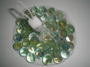 Стъклени топчета / джамини, лимки, билички, сирийчета, marble /- малки