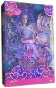 Комплект кукла Magically Fairies