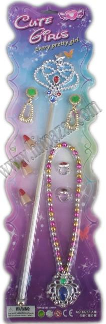 Детски комплект Жезъл с аксесоари