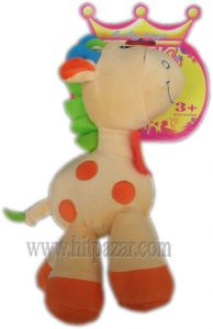 Бебешка плюшена играчка Жираф