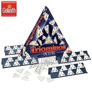 Goliath Детска занимателна игра Triominos Deluxe 60650
