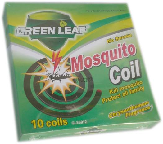 Спирали против комари