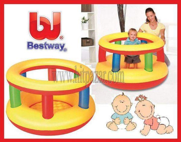 Bestway Надуваем батут 52187