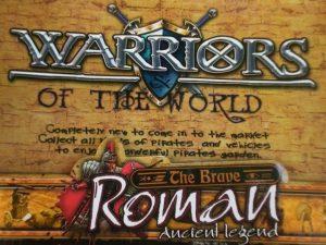 Фигура Warriors of the world - Легионер