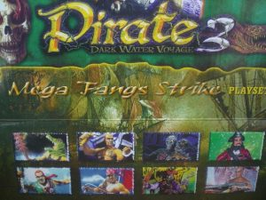 Карибски Пирати Pirate 3 фигури