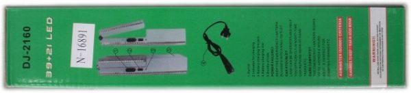 LED лампа преносима, акумулаторна DJ - 2160