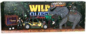 Детска играчка Комплект Диво приключение в джунглата