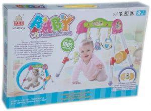 Люлка за бебешка гимнастика