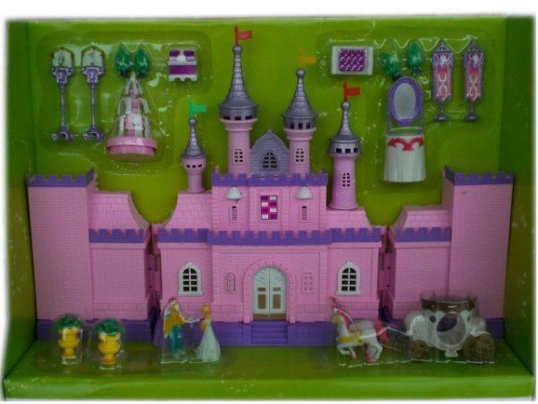 Комплект замък за Принцеси