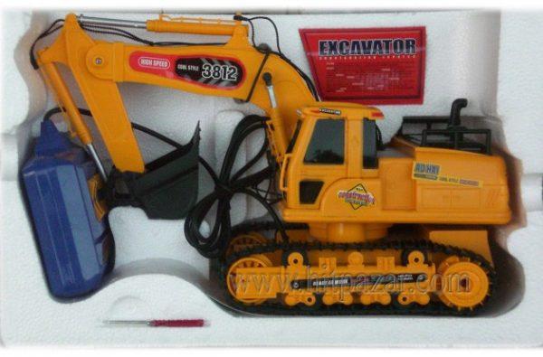 Детска играчка Багер Excavator Max с дистанционно управление