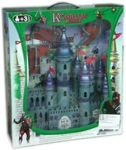 Детска играчка комплект Рицарски замък