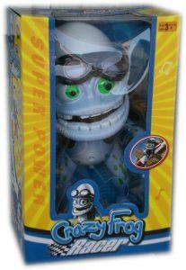 Детска играчка Crazy frog Луда жаба