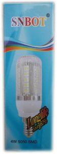 Светодиодна LED Corn лампа 4w, Е14, свръх икономична.