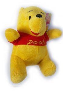 Подарък за свети Валентин - Плюшена играчка Мечо Пух Winnie the Pooh