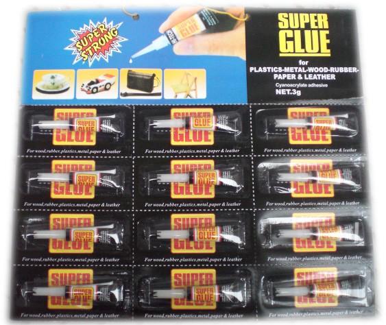 Секундно лепило Super Glue