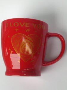 Чаша за топла нипитка - чай, кафе, нескафе, капучино