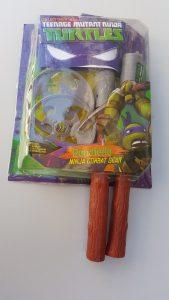 Комплект оръжие на костенурките Нинджа Донатело /Donatello/ (NINJA TURTLES) - Тояга