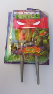 Комплект оръжие на костенурките Нинджа Рафаел /Raphael/ (NINJA TURTLES) - Кинджали