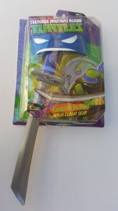 Комплект оръжие на костенурките Нинджа Леонардо /Leonardo/ (NINJA TURTLES) - Меч