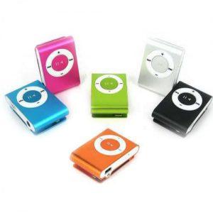 Мини Mp3 Player със слушалки и Usb кабел