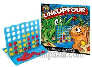 Funville Занимателна игра Линия от 4
