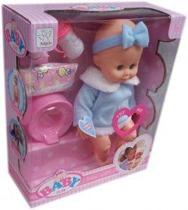 Бебе с памперс Baby Cute