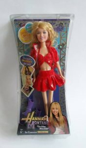 Детска играчка кукла Хана Монтана Hannah Montana с аксесоари