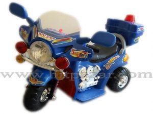 Акумулаторен мотор Police