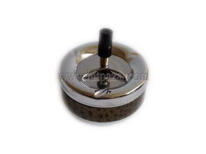 Пепелник метален ветроустойчив 134