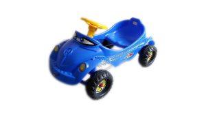 Детска играчка Голяма пластмасова кола с педали