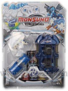 Детски комплект Монсуно - Monsuno + държач за Монсуно ядра
