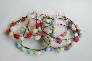 Диадема Венче от цветя