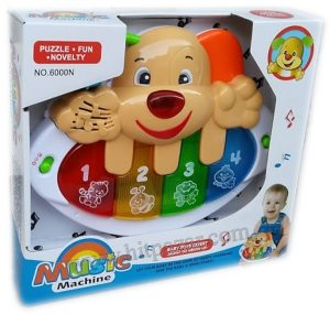 Детска играчка йоника - куче
