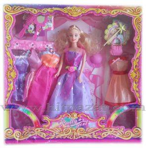 Комплект кукла Pretty Girl с аксесоари