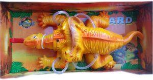 Детска играчка Катерещ се динозавър