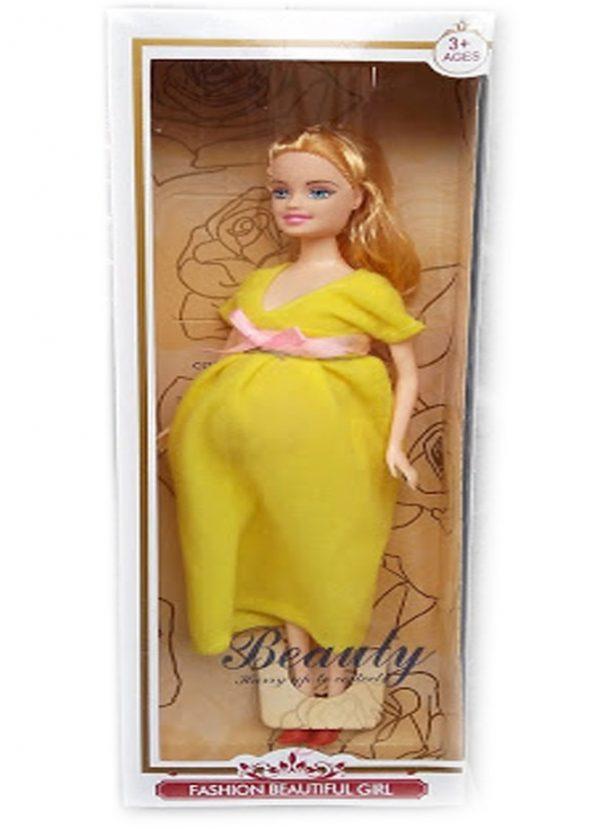 Детска играчка Кукла бременна ZR-551