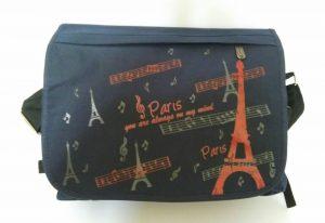 Ученическа чанта Paris Париж Айфеловата кула